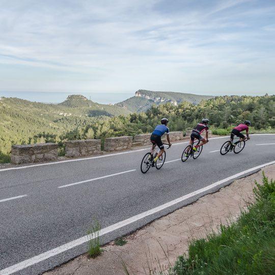 ruta bici priorat